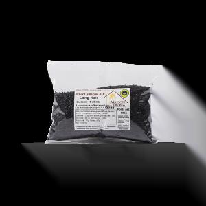 Riz noir complet de Camargue
