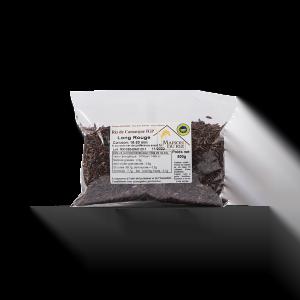 Riz rouge complet de Camargue de grandes valeurs nutritionnelles très apprécié pour ses notes de noisette et son côté craquant.